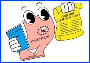 extra tijd theorie examen